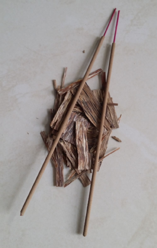 SAMPLE STICKS - Pure Vietnamese Agarwood Incense Sticks - Celestial Quality